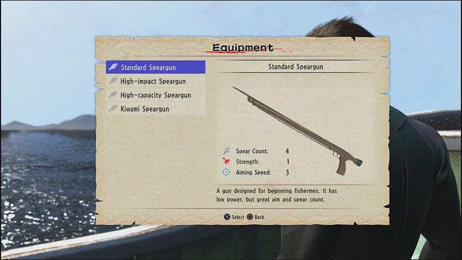 Standard Speargun