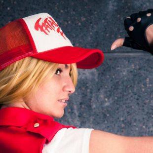 Cosplay Wednesday – Fatal Fury's Terry Bogard (Female)
