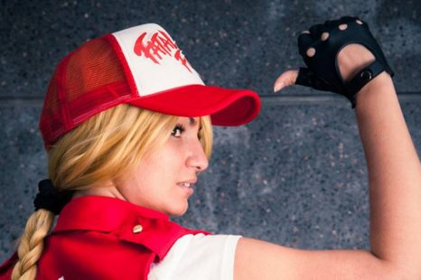 Cosplay Wednesday – Fatal Fury's Terry Bogard (Female)