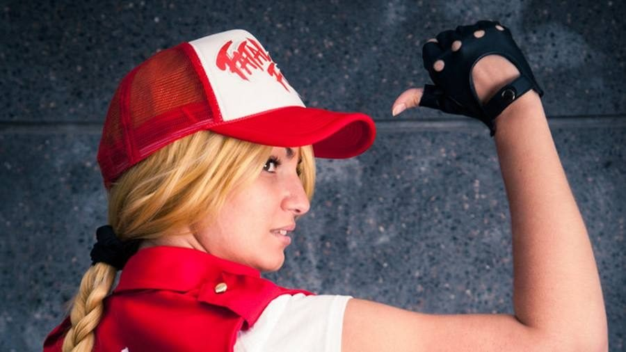 Terry Bogard Cosplay - Gamers Heroes