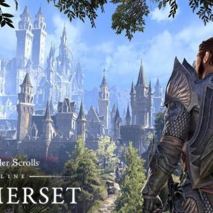 The Elder Scrolls Online: Journey to Summerset Gets New Trailer