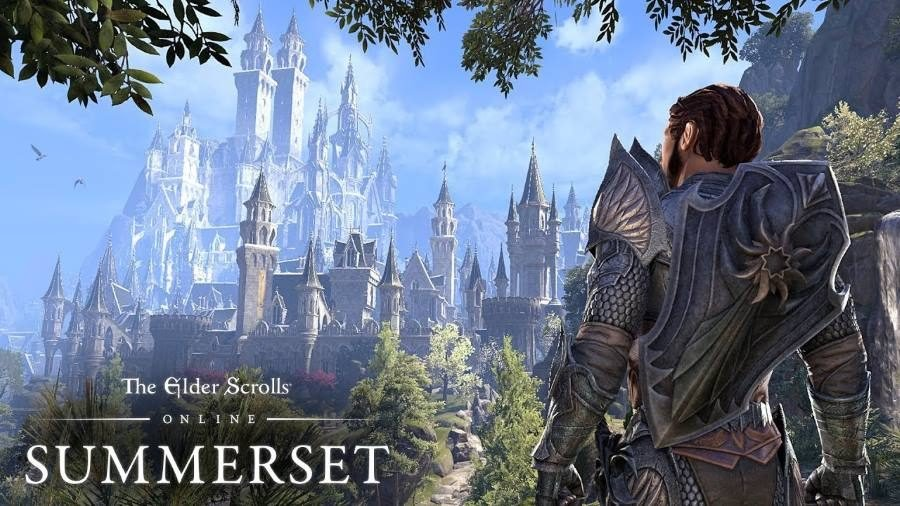 The Elder Scrolls Online Journey to Summerset - Gamers Heroes