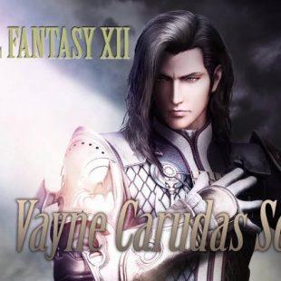 Final Fantasy XII's Vayne Joins Dissidia Final Fantasy NT Roster