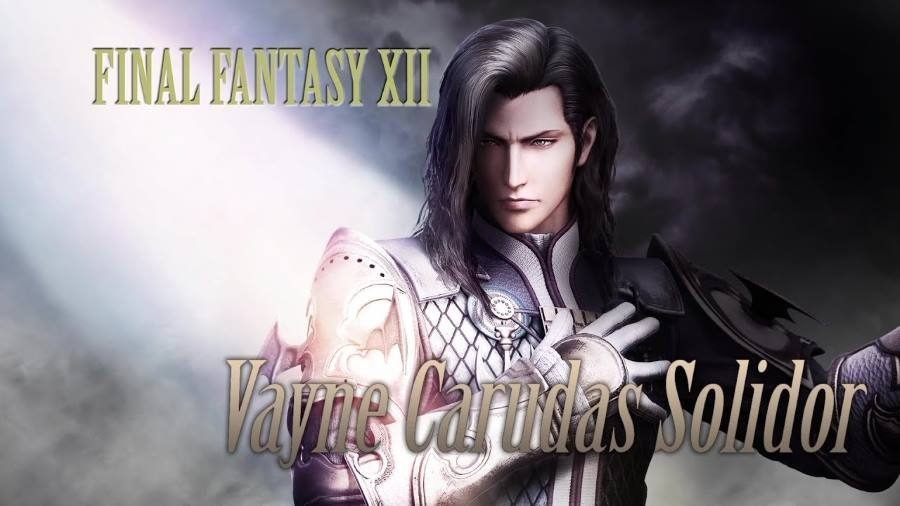 Vayne Carudas Solidor Dissidia - Gamers Heroes