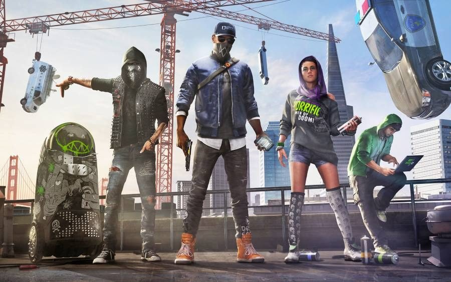 Watch Dogs 2 - Gamers Heroes