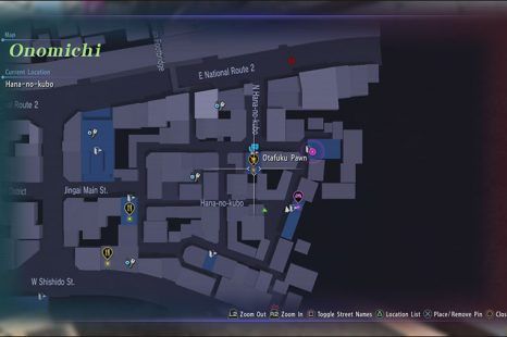 Yakuza 6: The Song Of Life Where To Sell Items In Onomichi