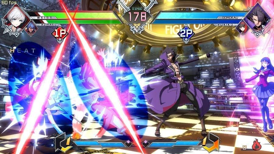 BlazBlue Cross Tag Battle - Gamers Heroes