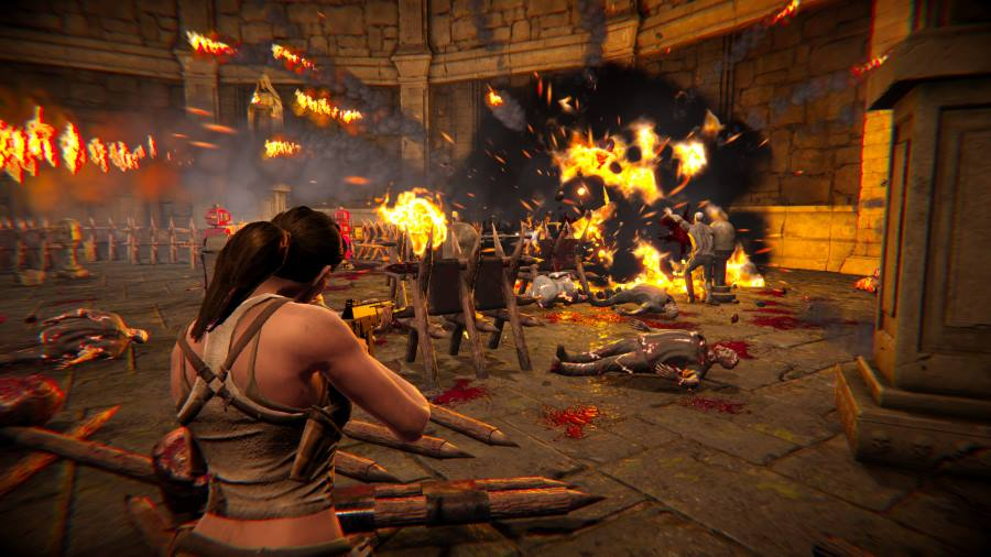Blood Waves - Gamers Heroes