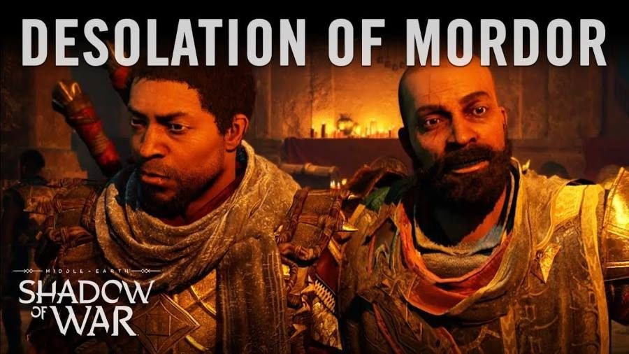 Desolation of Mordor - Gamers Heroes