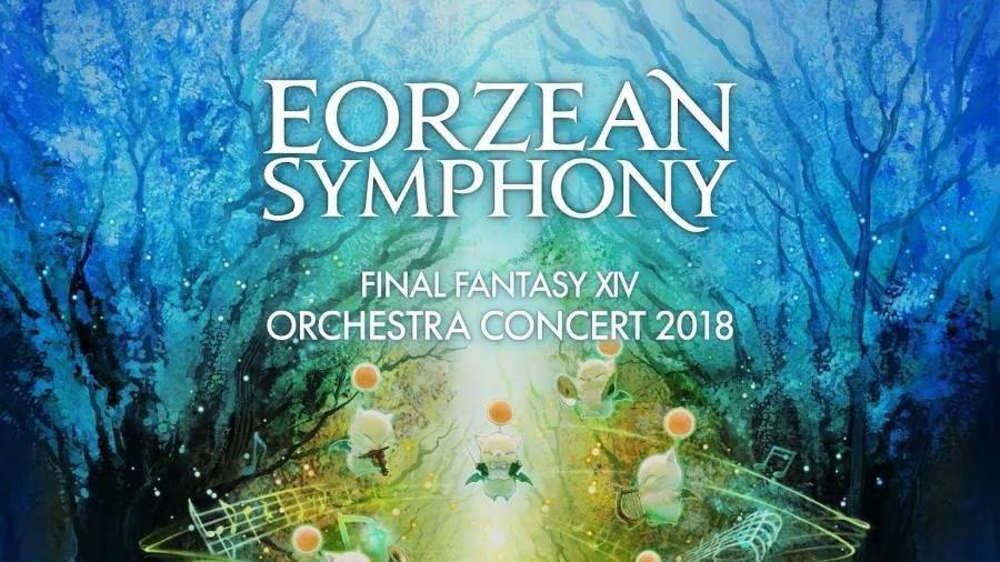 Eorzean Symphony Final Fantasy XIV - Gamers Heroes