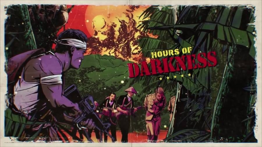 Far Cry 5 Hours of Darkness - Gamers Heroes