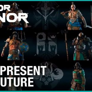 For Honor Gets Past, Present, and Future Trailer