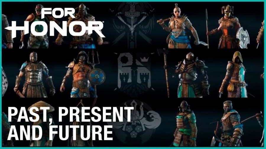 For Honor Past Present and Future - Gamers Heroes