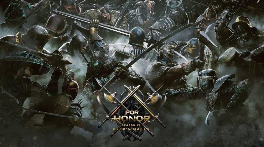 For Honor Season Six - Gamers Heroes