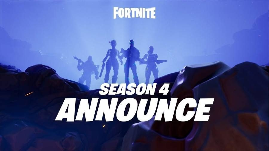 Fortnite Season 4 - Gamers Heroes