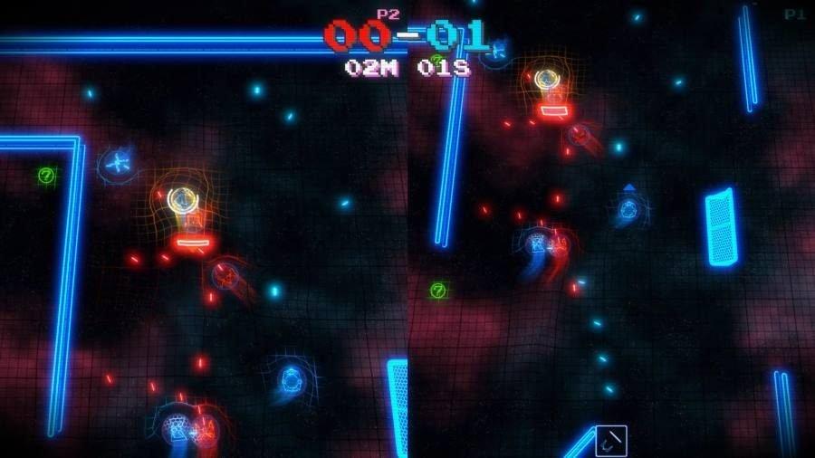 Galactic Orbital Death Sport - Gamers Heroes