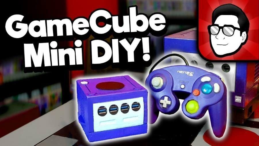 GameCube Mini - Gamers Heroes