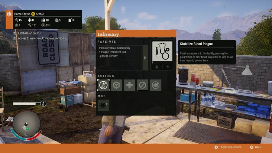 How To Heal Injuries In State Of Decay 2