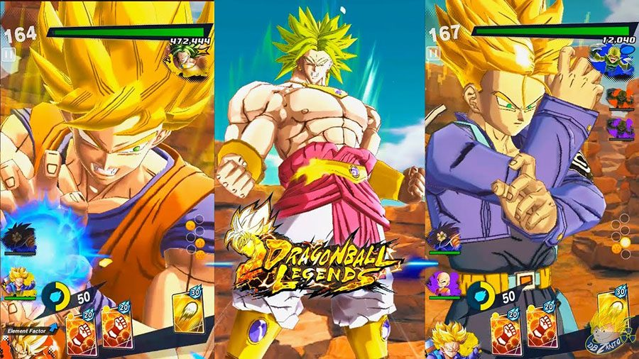 ApkMod1.Com DRAGON BALL LEGENDS v1.13.0 + МOD (1 enemy per mission/all subquests completed) download free Action Android Game