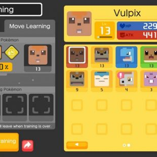 How To Switch Pokemon Moves In Pokemon Quest