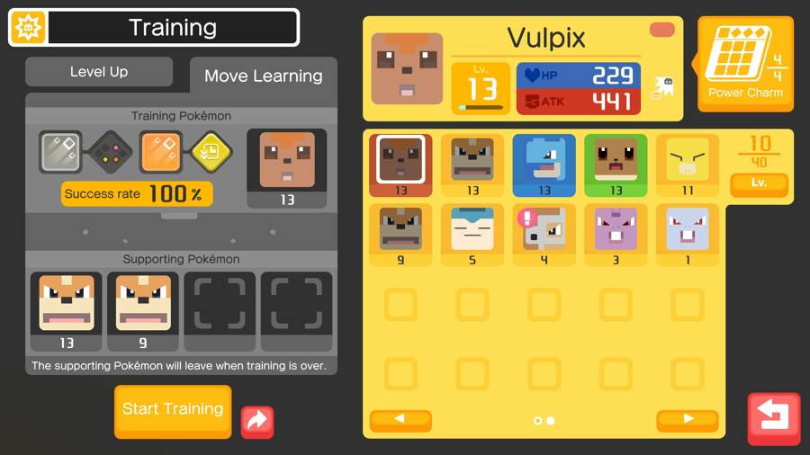 How To Learn New Pokemon Moves In Pokemon Quest