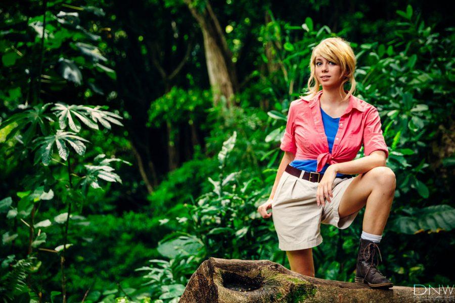 Jurassic Park Dr. Ellie Sattler Cosplay - Gamers Heroes