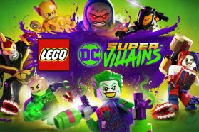 LEGO DC Super-Villains Trailer Promotes Character Creator Feature