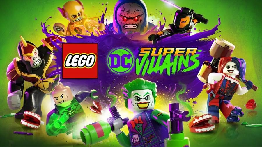 LEGO DC Super-Villains - Gamers Heroes
