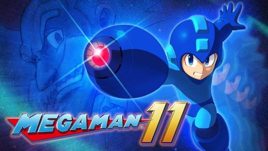 Mega Man 11 - Gamers Heroes
