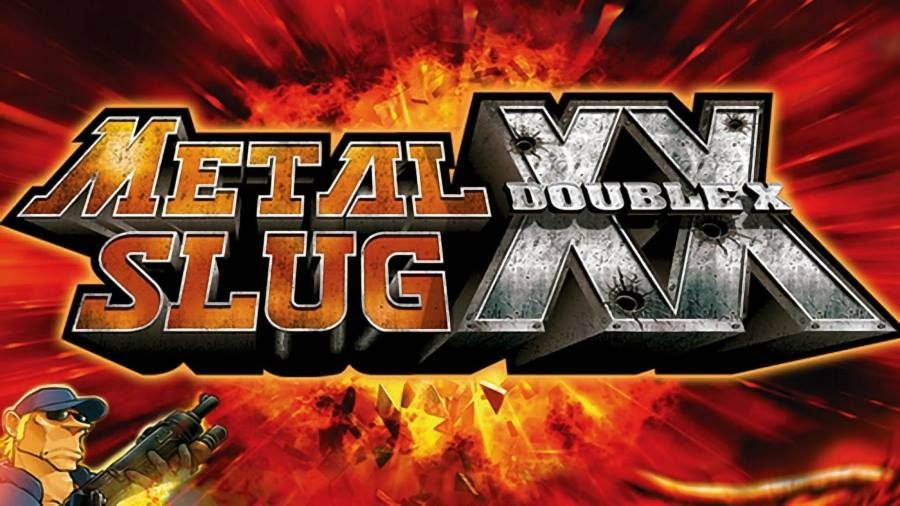 Metal Slug XX - Gamers Heroes