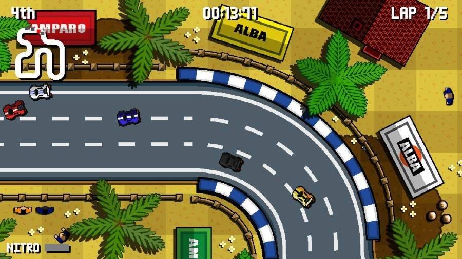 Micro Pico Racers - Gamers Heroes