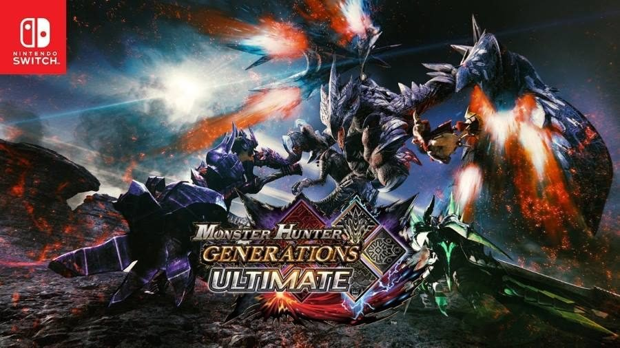 Monster Hunter Generations Ultimate - Gamers Heroes