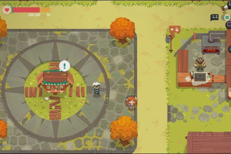 Moonlighter Town Upgrade Guide