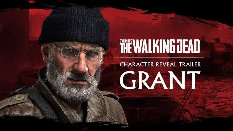 OVERKILL The Walking Dead Grant - Gamers Heroes
