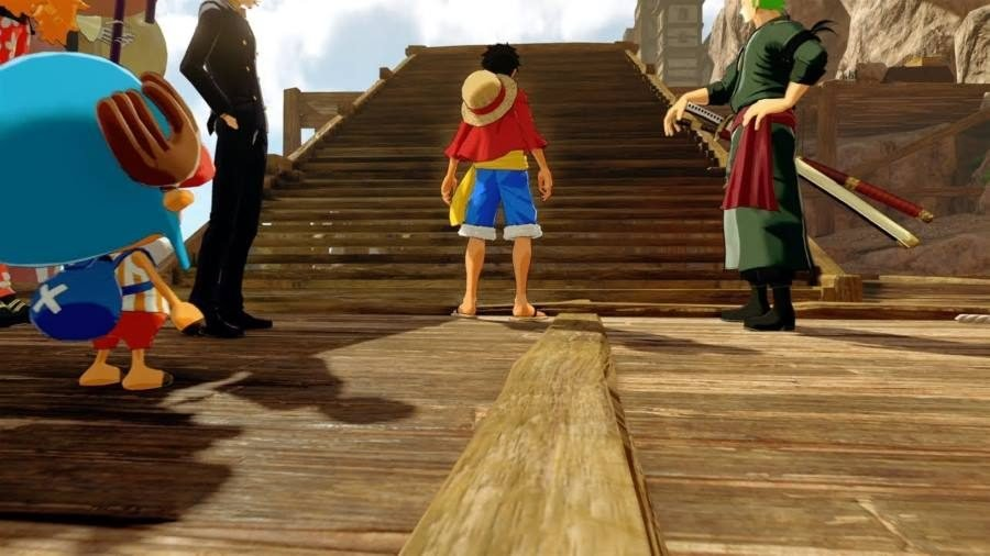 One Piece World Seeker - Gamers Heroes