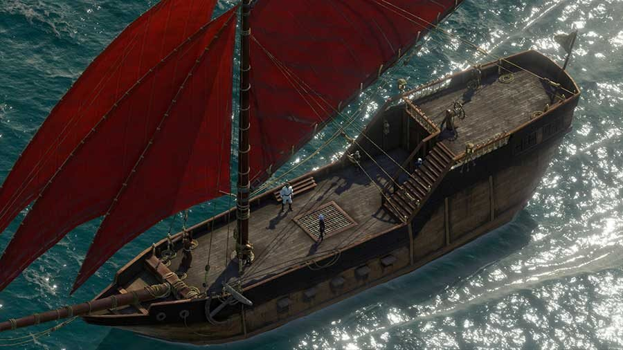 Pillars Of Eternity II: Deadfire Crew Members Guide