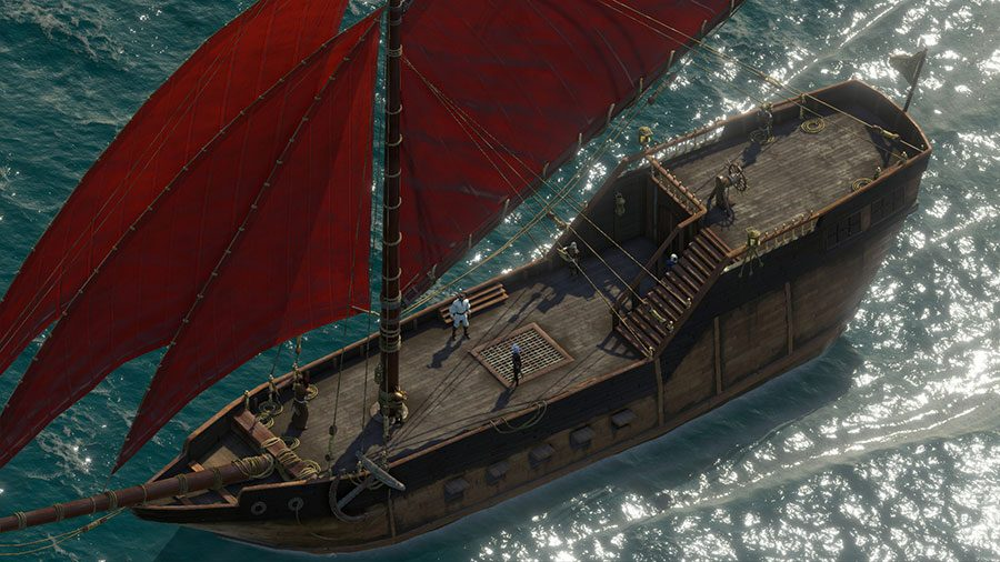 Pillars Of Eternity II Deadfire Review 3