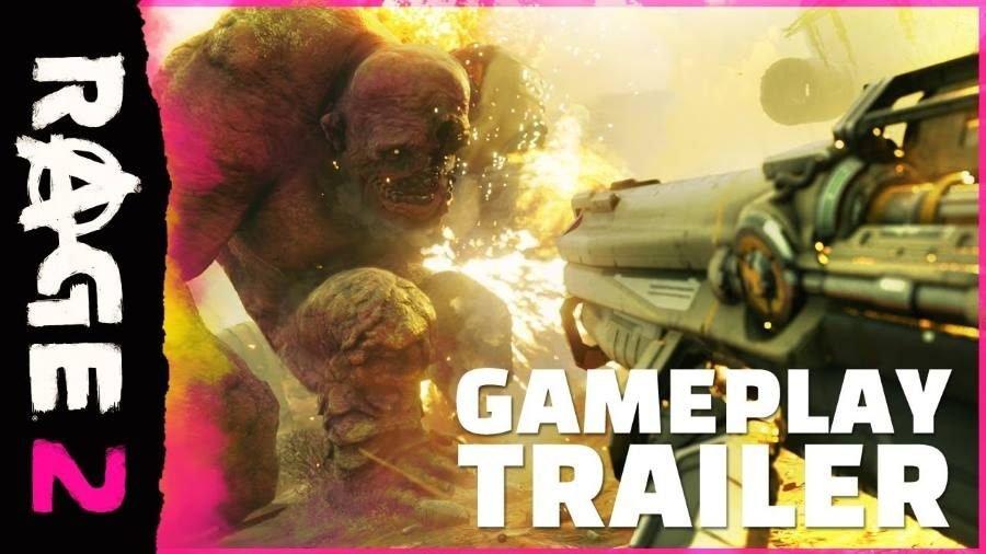 RAGE 2 Gameplay Trailer - Gamers Heroes