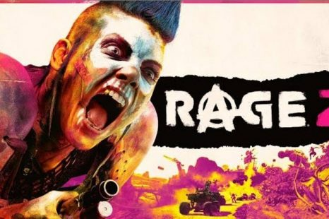 RAGE 2 Gets New Trailer at The Game Awards