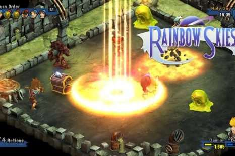 Rainbow Skies Coming to the PlayStation Store