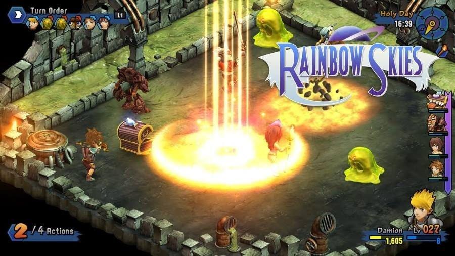Rainbow Skies - Gamers Heroes