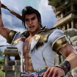 Maxi Added to Soul Calibur VI's Roster
