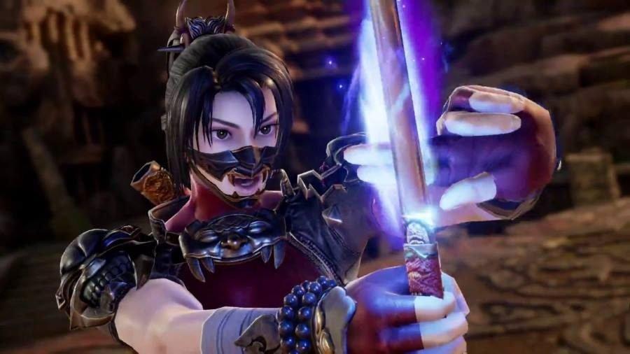 Soul Calibur VI Taki - Gamers Heroes