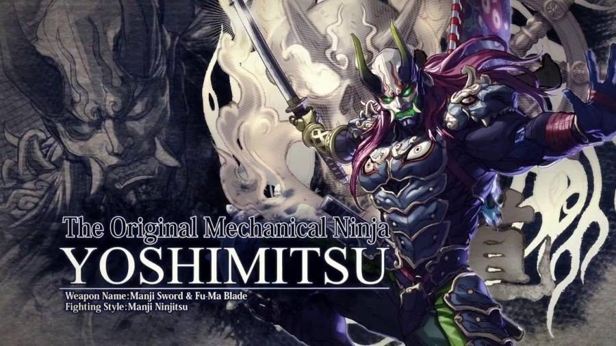 Soul Calibur VI Yoshimitsu - Gamers Heroes