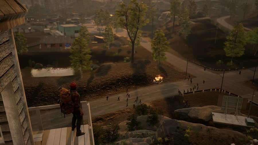State Of Decay 2 Vehicle Location Guide All Maps