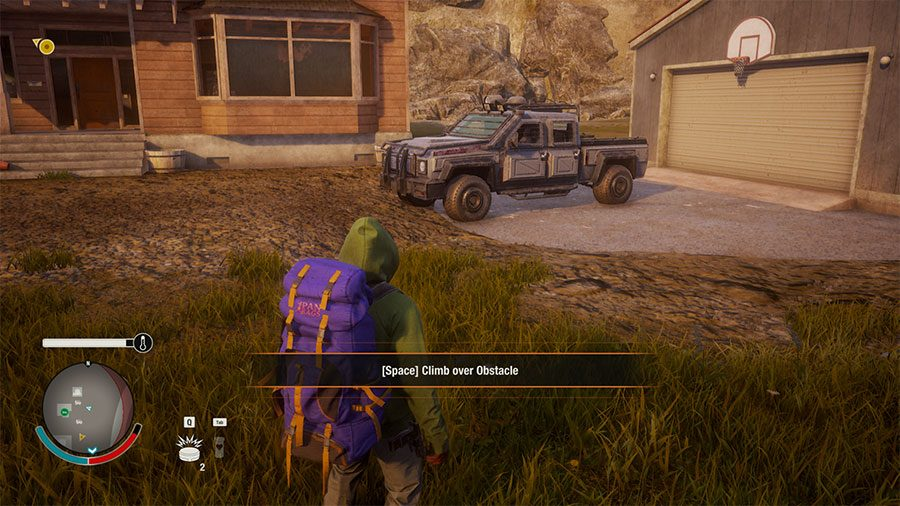 State Of Decay 2 Vehicle Location Guide - Military Truck