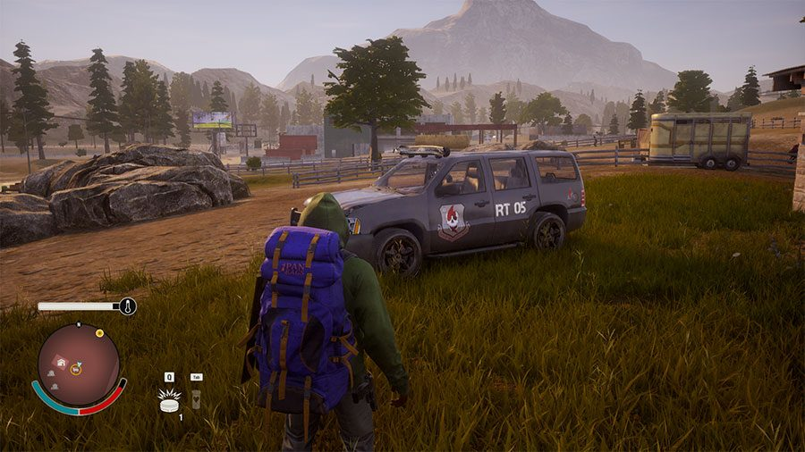 State Of Decay 2 Vehicle Location Guide - Pilato CR
