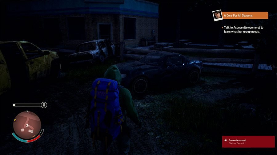 State Of Decay 2 Vehicle Location Guide - Road Racer Location