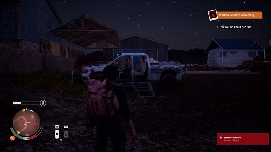State Of Decay 2 Vehicle Location Guide - Utility Truck