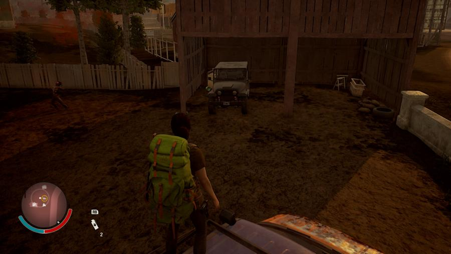 State of Decay 2 Vagabond Location 1